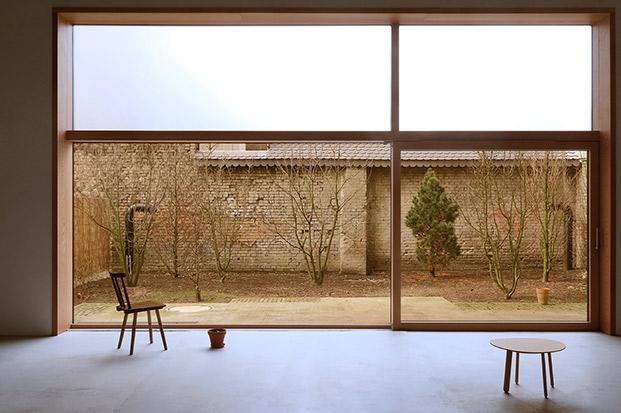 artist house berlín casa artistas jardín diariodesign