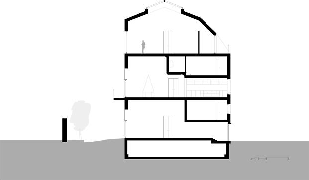 artist house berlin casa artistas plano diariodesign