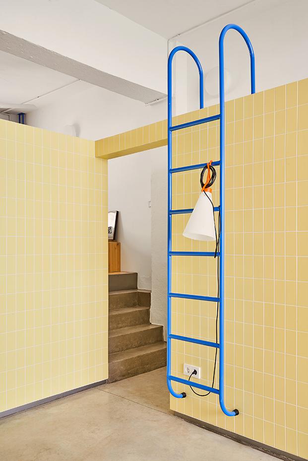 casa burr escaleras diariodesign