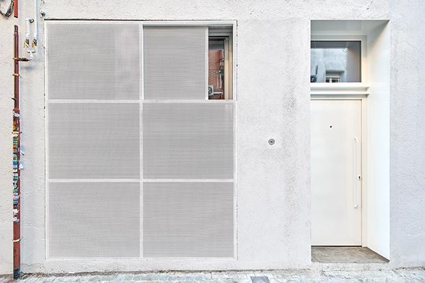 casa burr fachada diariodesign