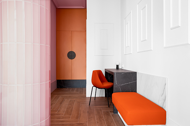hotel bienvenir madrid banco diariodesign