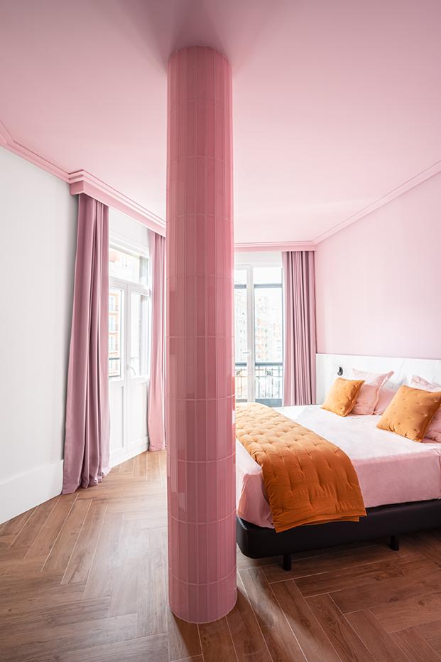 hotel bienvenir madrid habitacion diariodesign