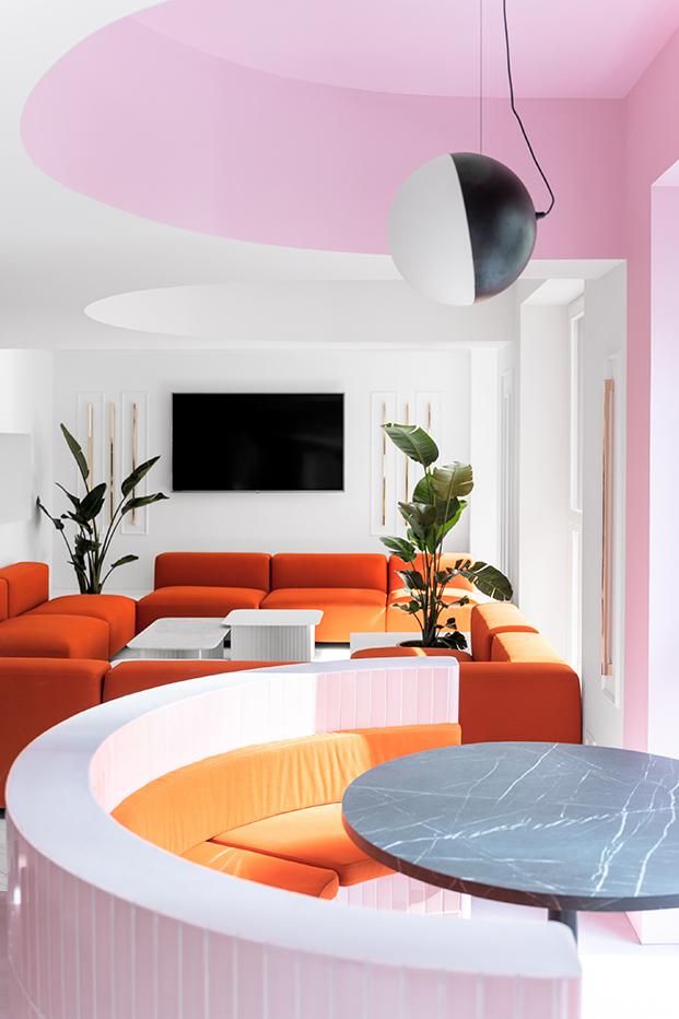 hotel bienvenir madrid interiorismo diariodesign
