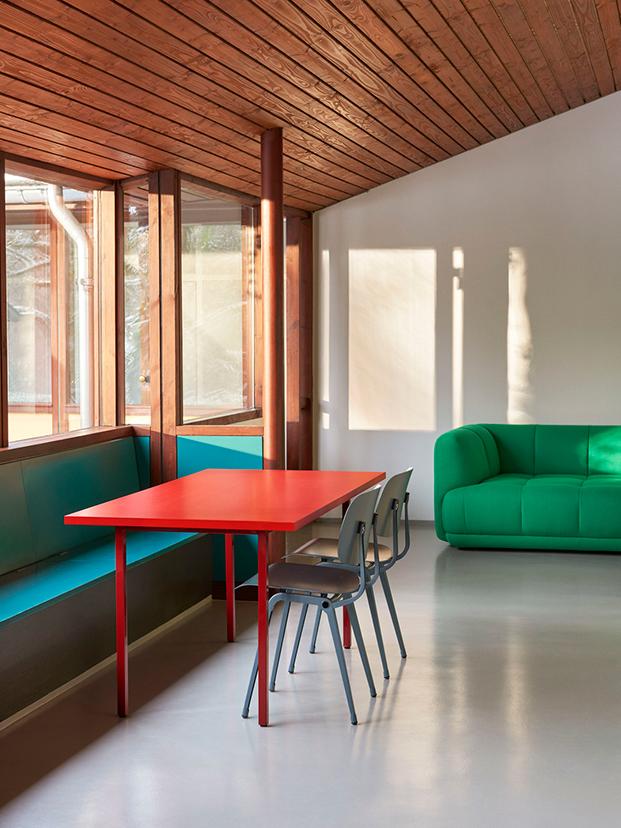 mesa roja two colour muller van severen hay diariodesign