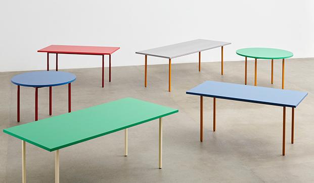 mesa two colour muller van severen hay diariodesign