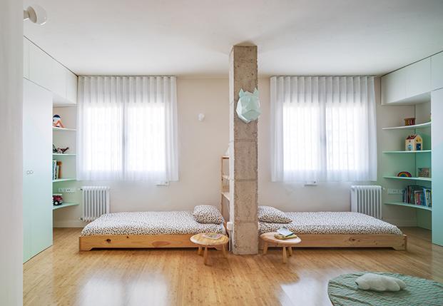 reforma murcia laura ortín muebles dormitorio infantil diariodesign