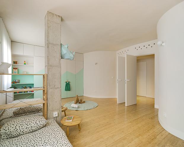 reforma murcia laura ortín muebles entrada dormitorio diariodesign