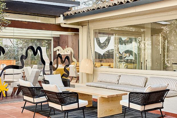 restaurante adobo muebles exterior diariodesign