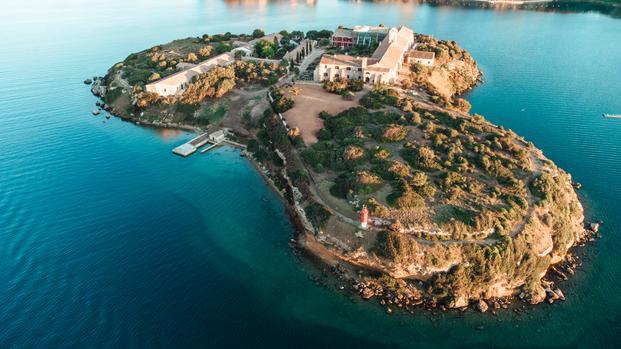 Hauser & Wirth Menorca. Galería de arte contemporáneo. Isla del Rey. Mahón. Diariodesign