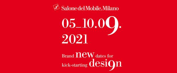Salone del Mobile Milano. 5-10 septiembre 2021
