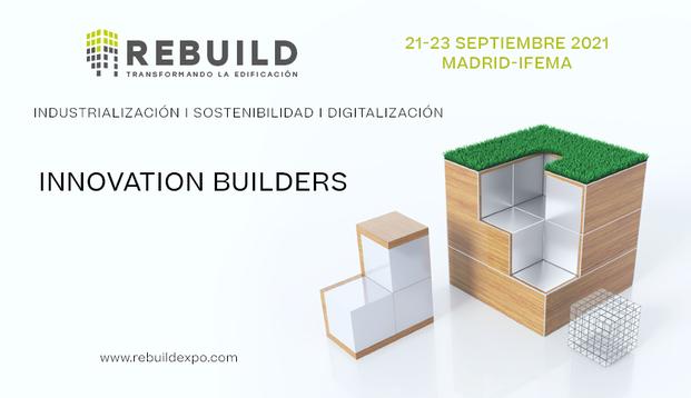 Rebuild Madrid. 21-23 de septiembre 2021