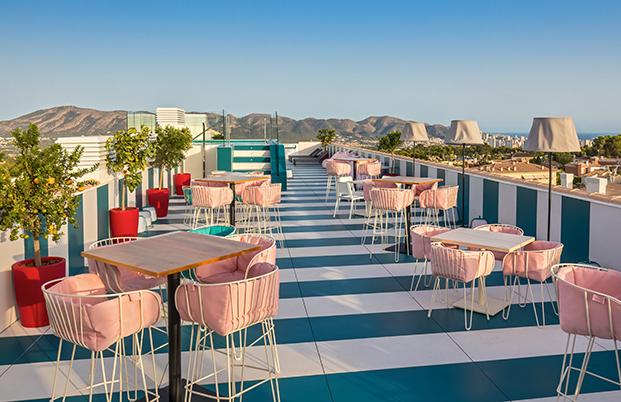 Hotel Barceló La Nucía Palms en Alicante, por Ilmiodesign