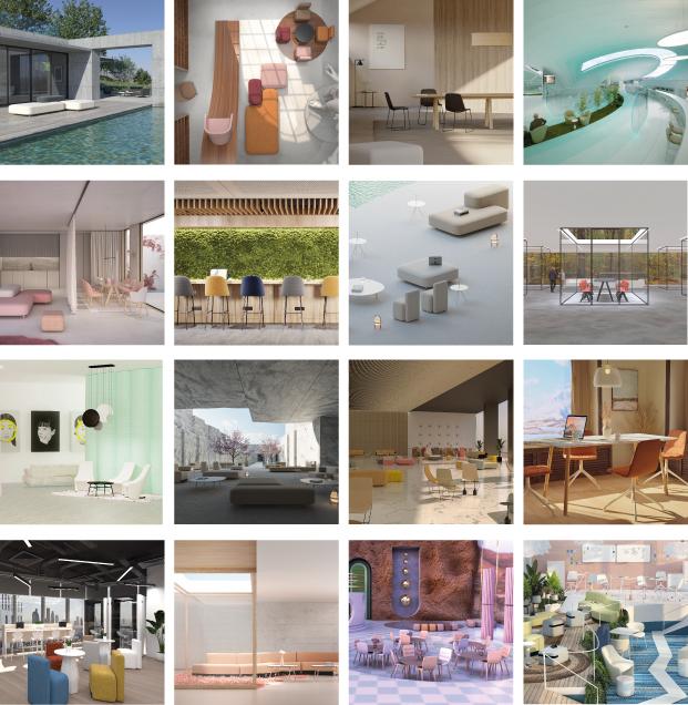 Concurso de diseño Viccarbe 3D Awards Diariodesign.