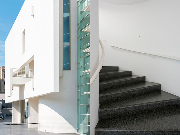Ethall Luzbroto Abrir un agujero permanente Barcelona gallery weekend diariodesign