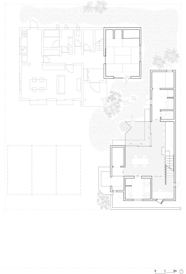 Casa Eri, diseñada por el estudio YSLA, rinde homenaje a las tradiciones de Japón aportando un diseño contemporáneo que respeta las costumbres.