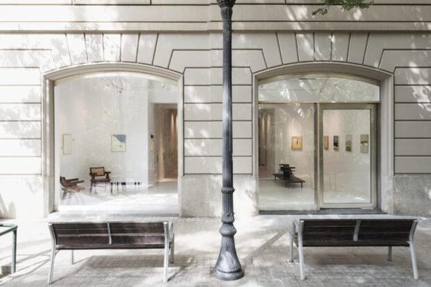 Barcelona Design Week 2021. City Festival. Galería Alzueta Turó Park